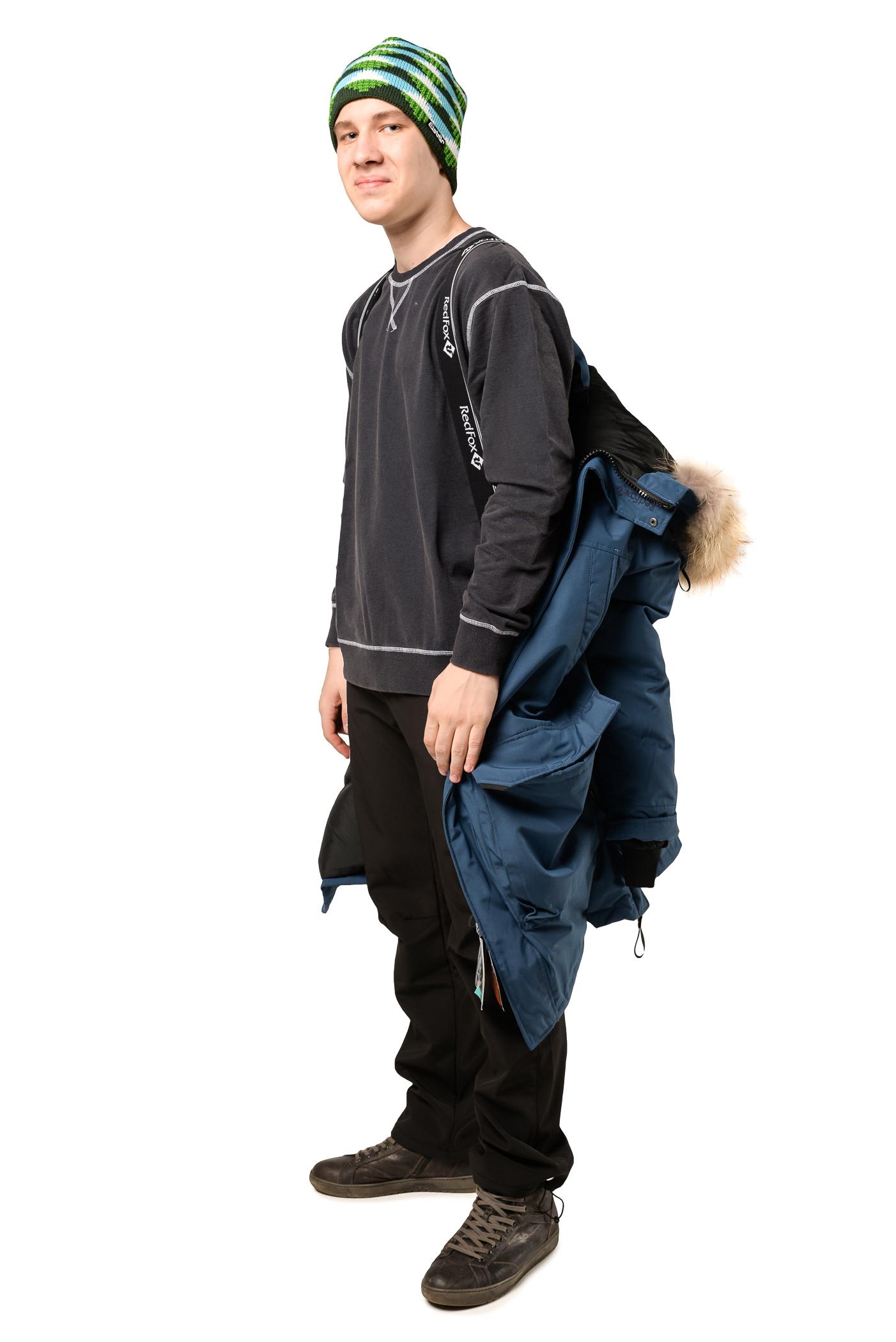 Пальто мужское Red Fox Arctica 0833b3cdcf5e2